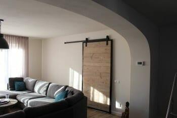Schuifdeuren Woonkamer Maken : Scheidingswand woonkamer slaapkamer unieke scheidingswand met