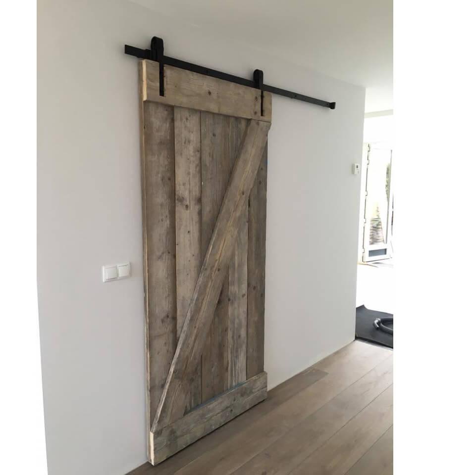 20170317 231845 schuifdeur naar badkamer - Schuifdeur deur ...