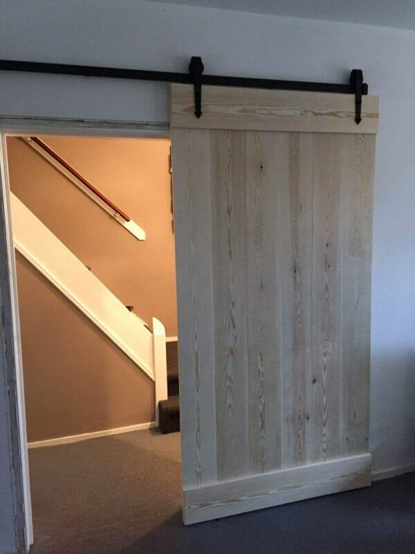 Keuken Planken Op Maat : grenen schuifdeur op maat 5 van 5 gebasseerd op 1 klantbeoordeling 2