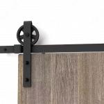 Robuust schuifdeursysteem - Maak zelf een schuifdeur met een Robuust industrieel schuifdeursysteem