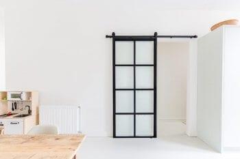 De Goedkoopste Deuren : Stalen schuifdeur goedkope stalen deur loftdeur