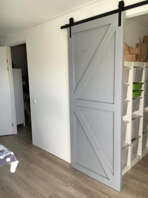 Railsysteem deur - Schuifdeur deur ...