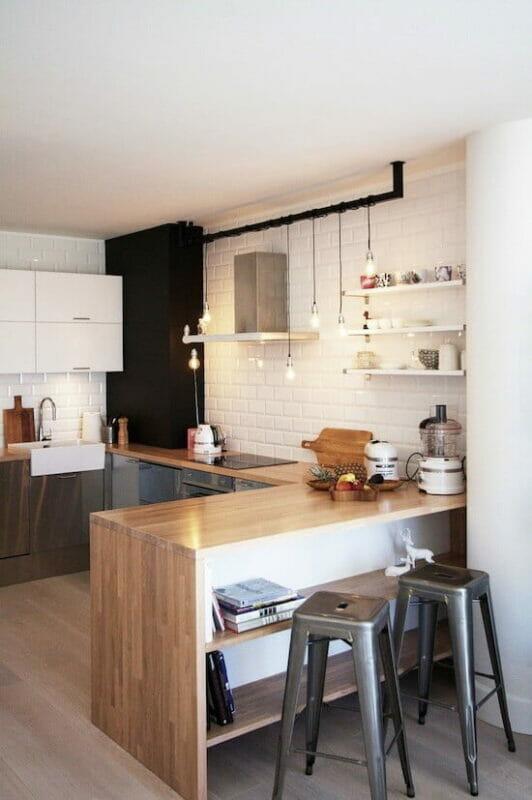 Industriele hanglamp voor keuken of eettafel - Uniek bij Loftdeur