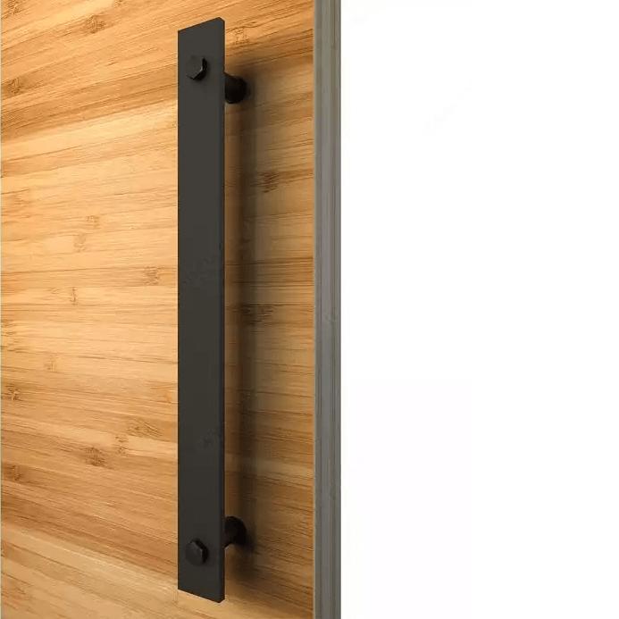 Schuifdeur Handvat Voor En Achterkant Elegant En Praktisch