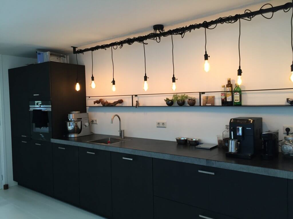 Industriële keuken tips en accessoires voor industriële look