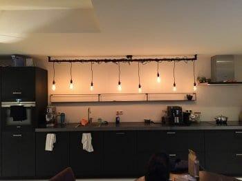 Industriele Lamp Keuken : Industriële keukenlamp unieke loftbar vanaf euro