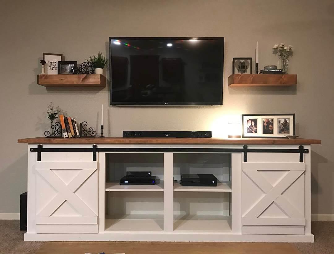 Schuifdeur Tv Kast : Lith tv kast medium schuifdeuren goedkoopst bij a meubel