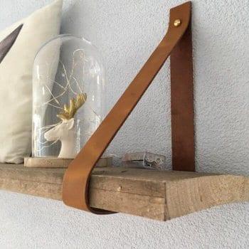 Wandplank Keuken Landelijk.Leren Plankdragers Keuken Wandplank Loftdeur Nl