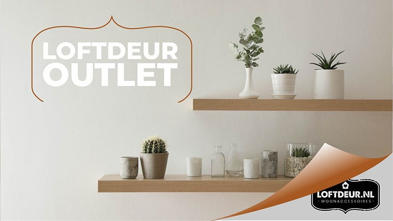 Outlet banner website