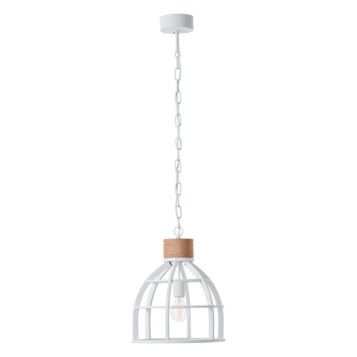 Brilliant Hanglamp Matrix Wood 34CM 2