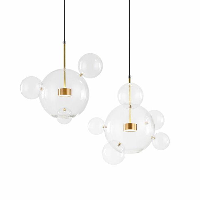 Hanglamp Atomium 4-6